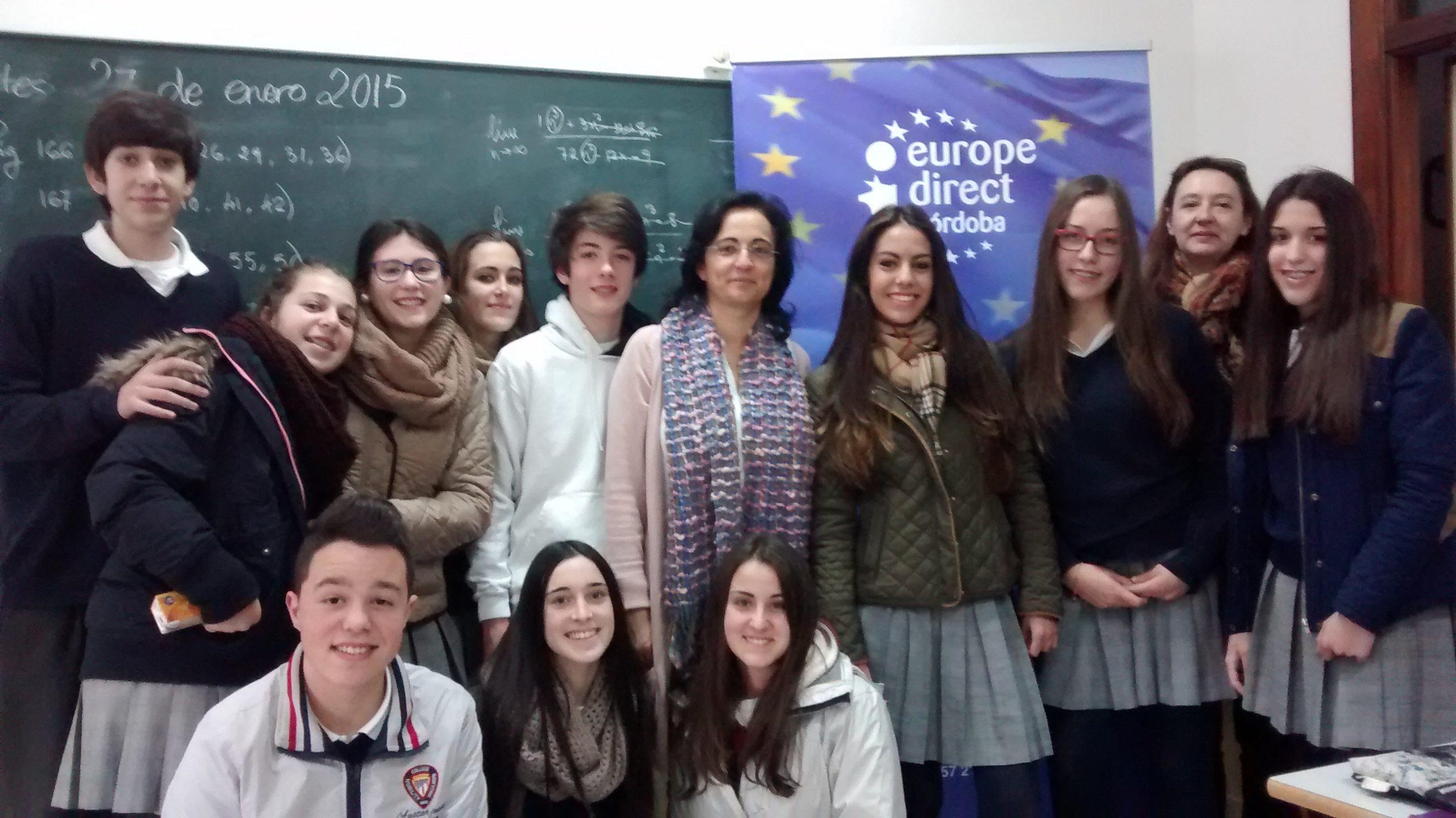 Sesión informativa en el Centro Presentación de María de Peñarroya-Pueblonuevo