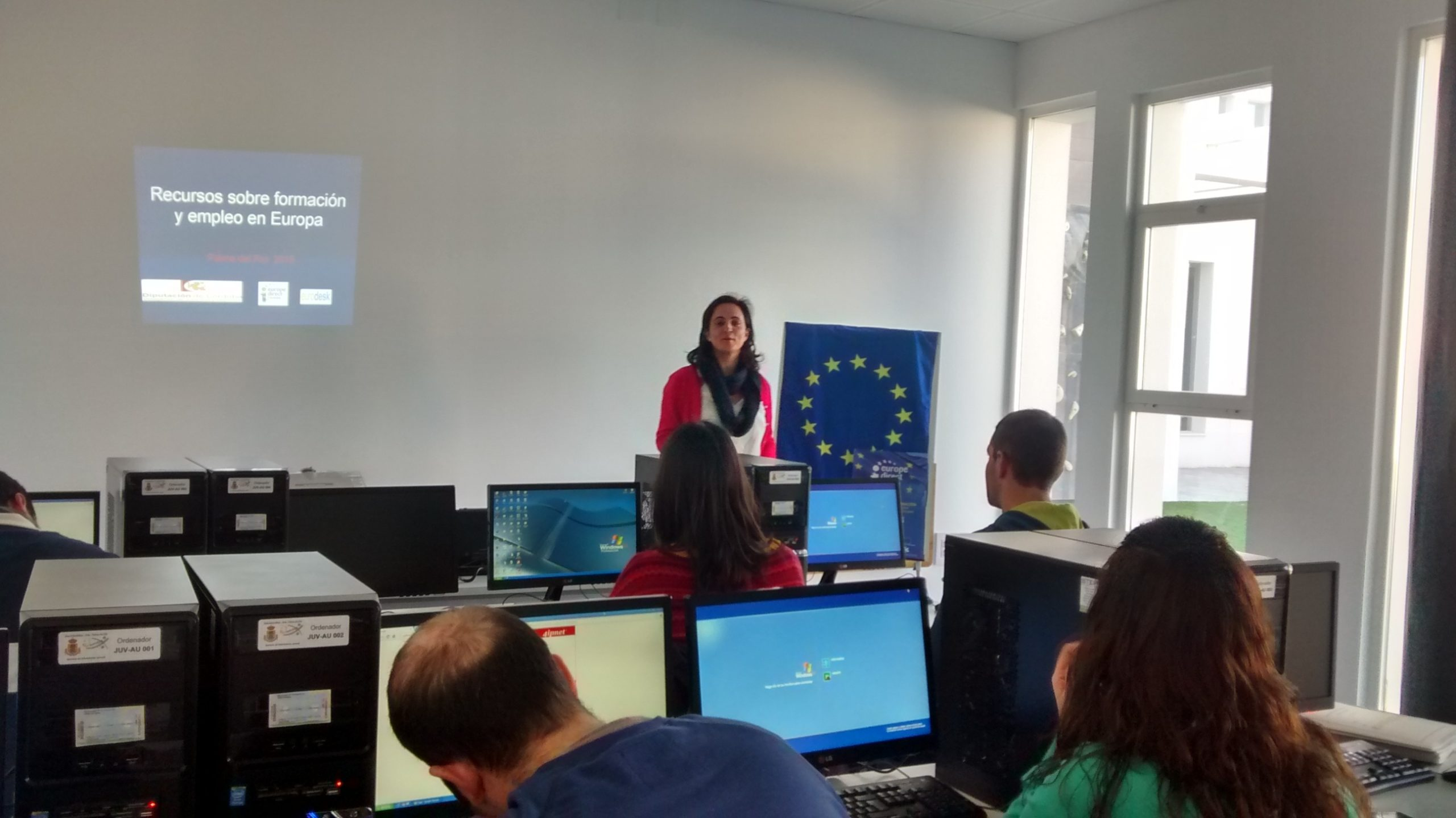 Sesión informativa, Palma del Río, 20 de febrero de 2015.