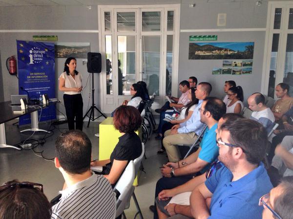 Feria de Empleo Priego de Córdoba, 24 de junio de 2015.