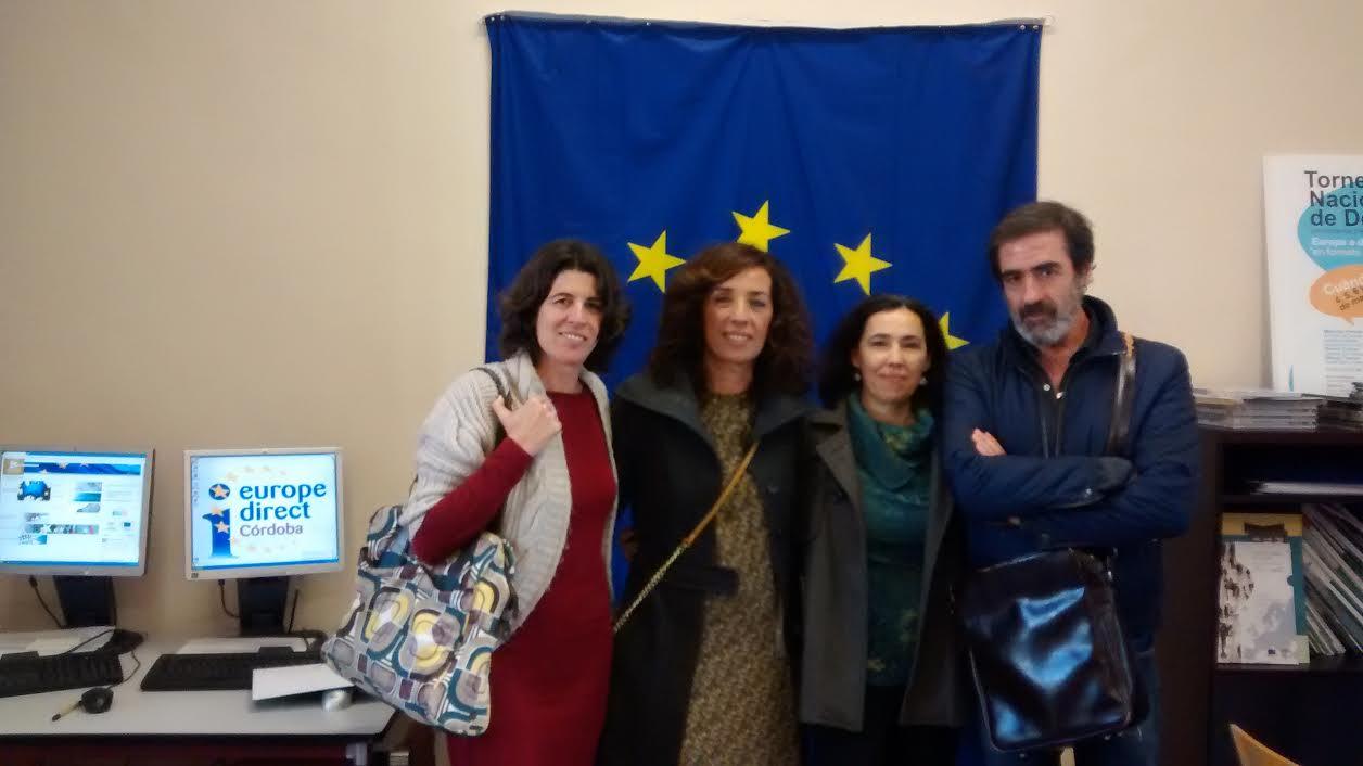 Jornada Europa Creativa y Europa con los ciudadanos. 19 noviembre 2015.