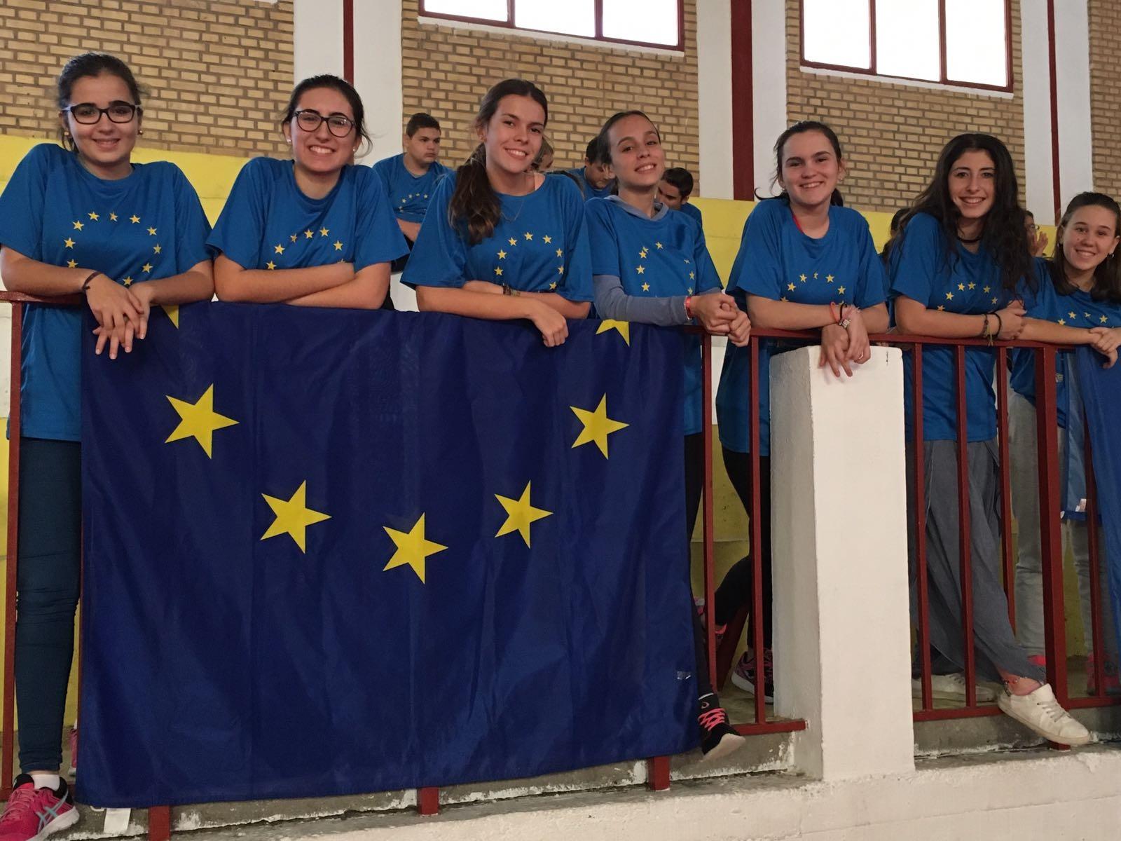 Gymkana Europea, El Carpio, 31 de octubre de 2016.