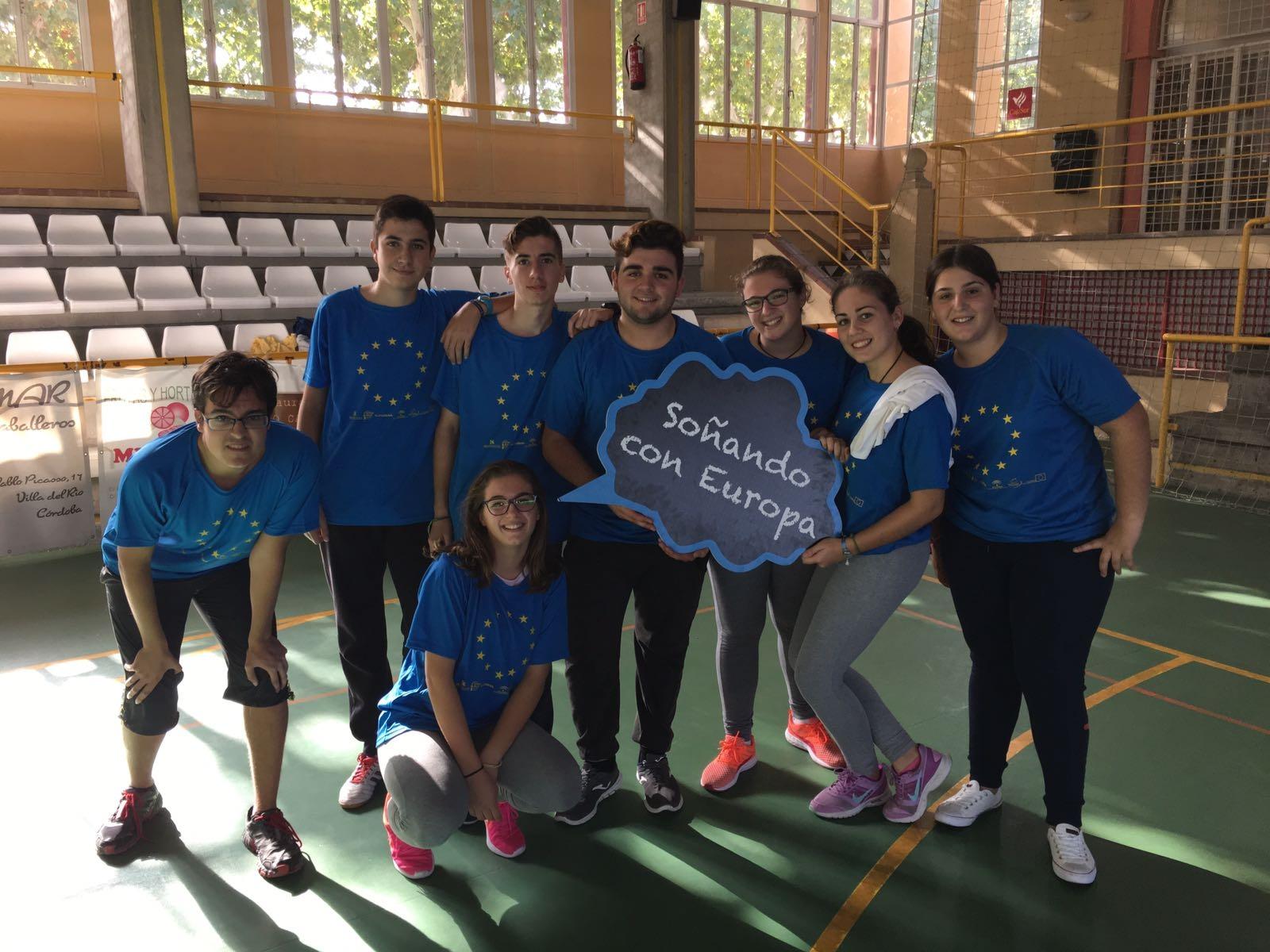 Gymkana Europea,Villa del Río, 28 de octubre de 2016.