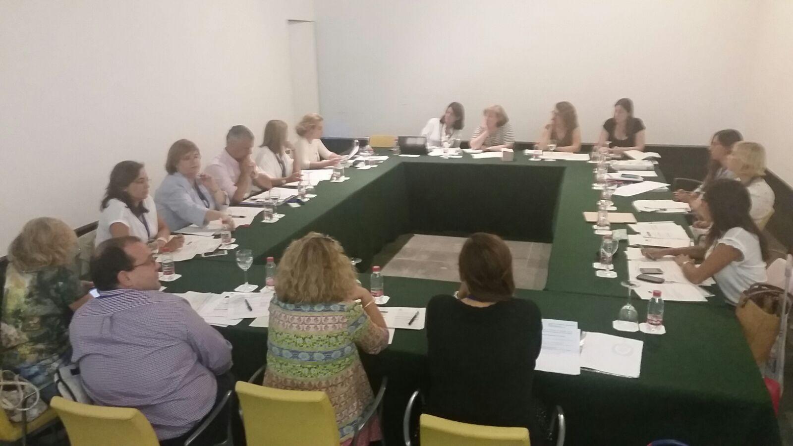 47 Reunión del Consejo de Dirección de la Red de Información Europea de Andalucía.