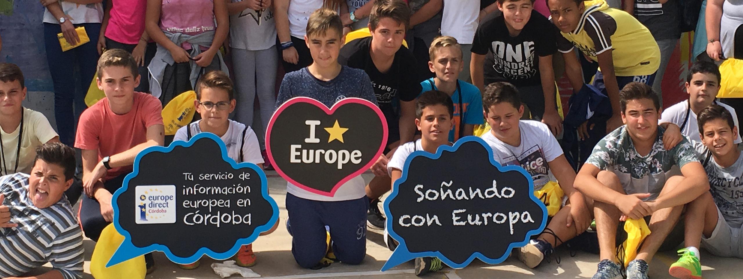Gymkana Europea en Villaviciosa. 28 septiembre 2017.