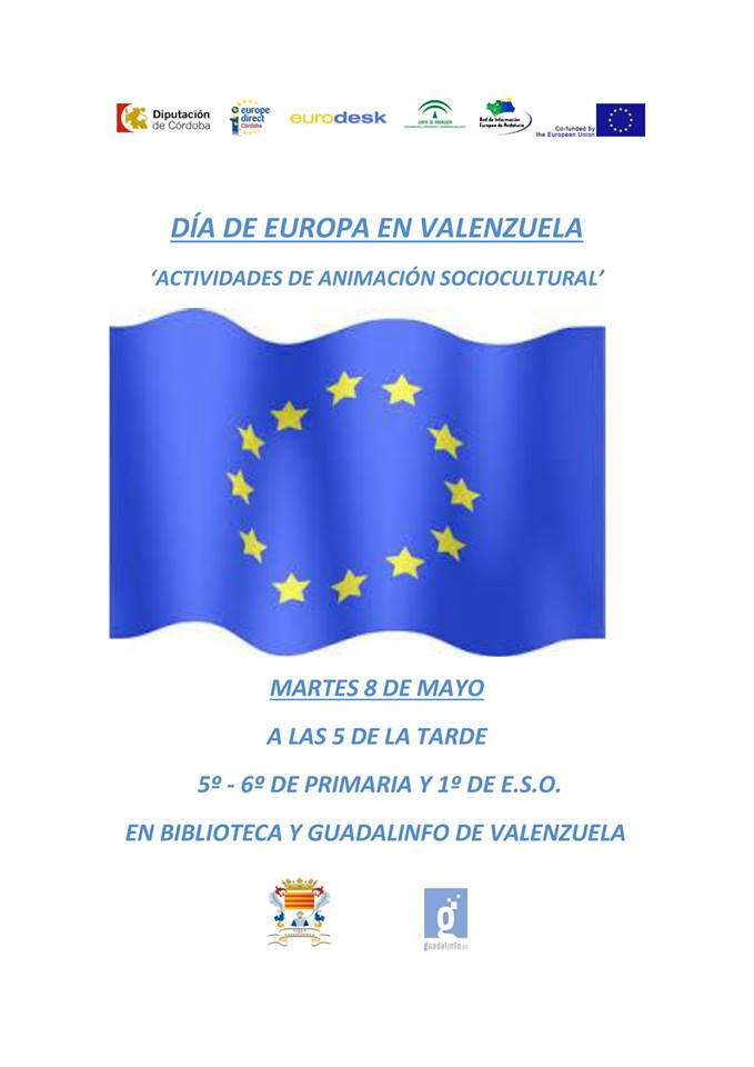 Día Europa 2018 en Valenzuela