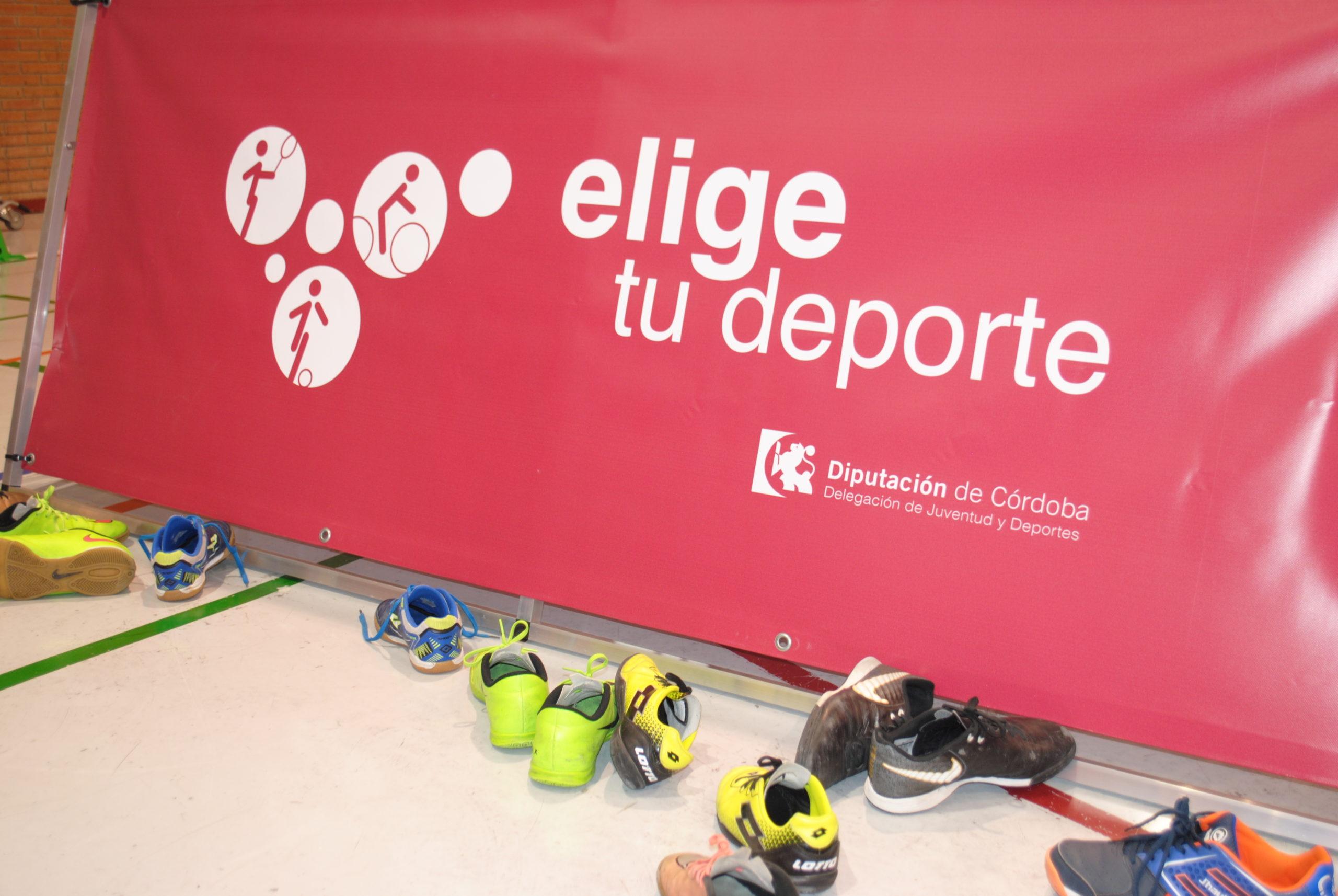 Elige tu Deporte, Nueva Carteya, 20 octubre 2018.