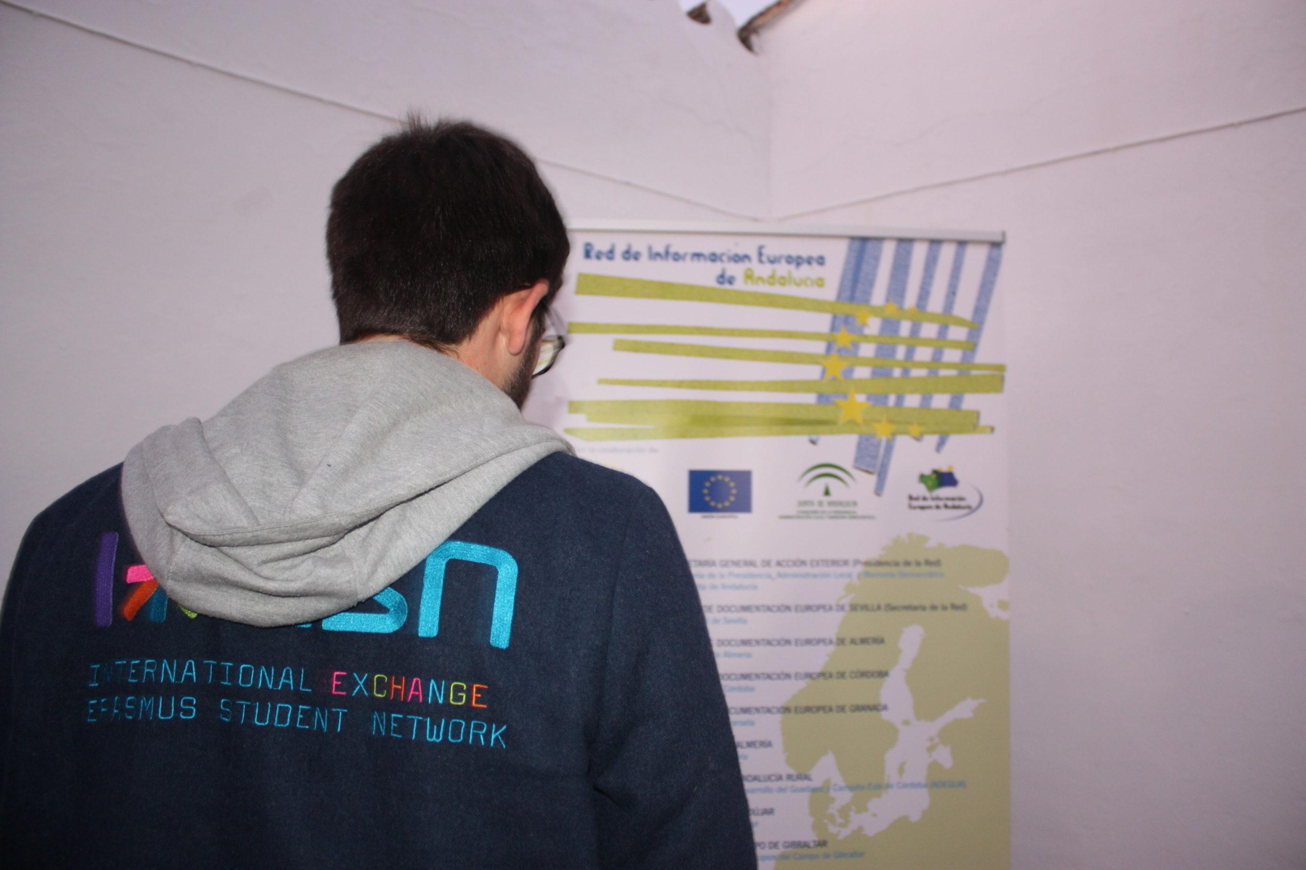 Erasmus Student Network. Córdoba diciembre 2018