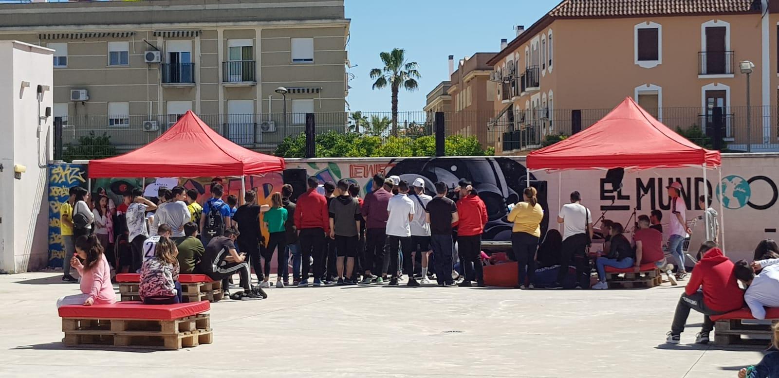 27 abril 2019. Bloom Fest. Palma del Río