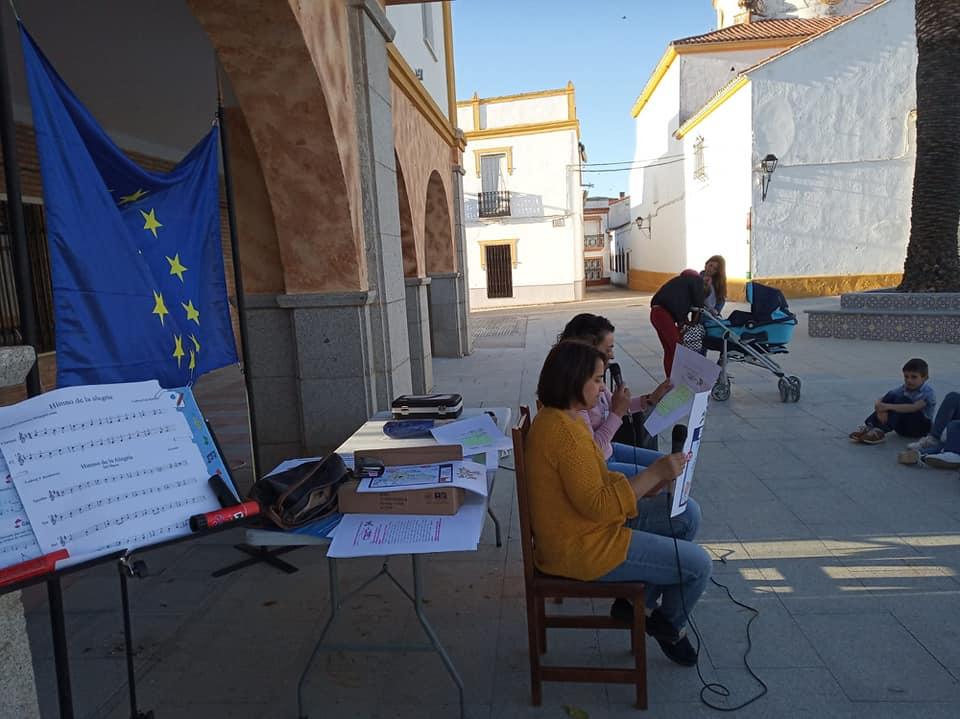 Los Blazquez. Día Europa 2019