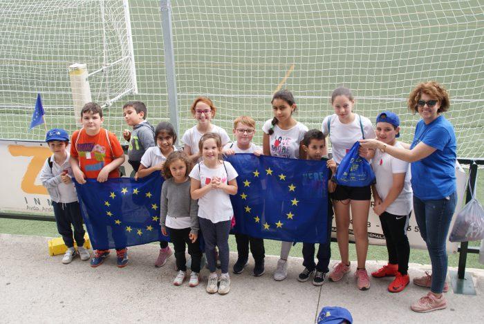 Colegio Gran Capitán.Montilla. Día Europa 2019