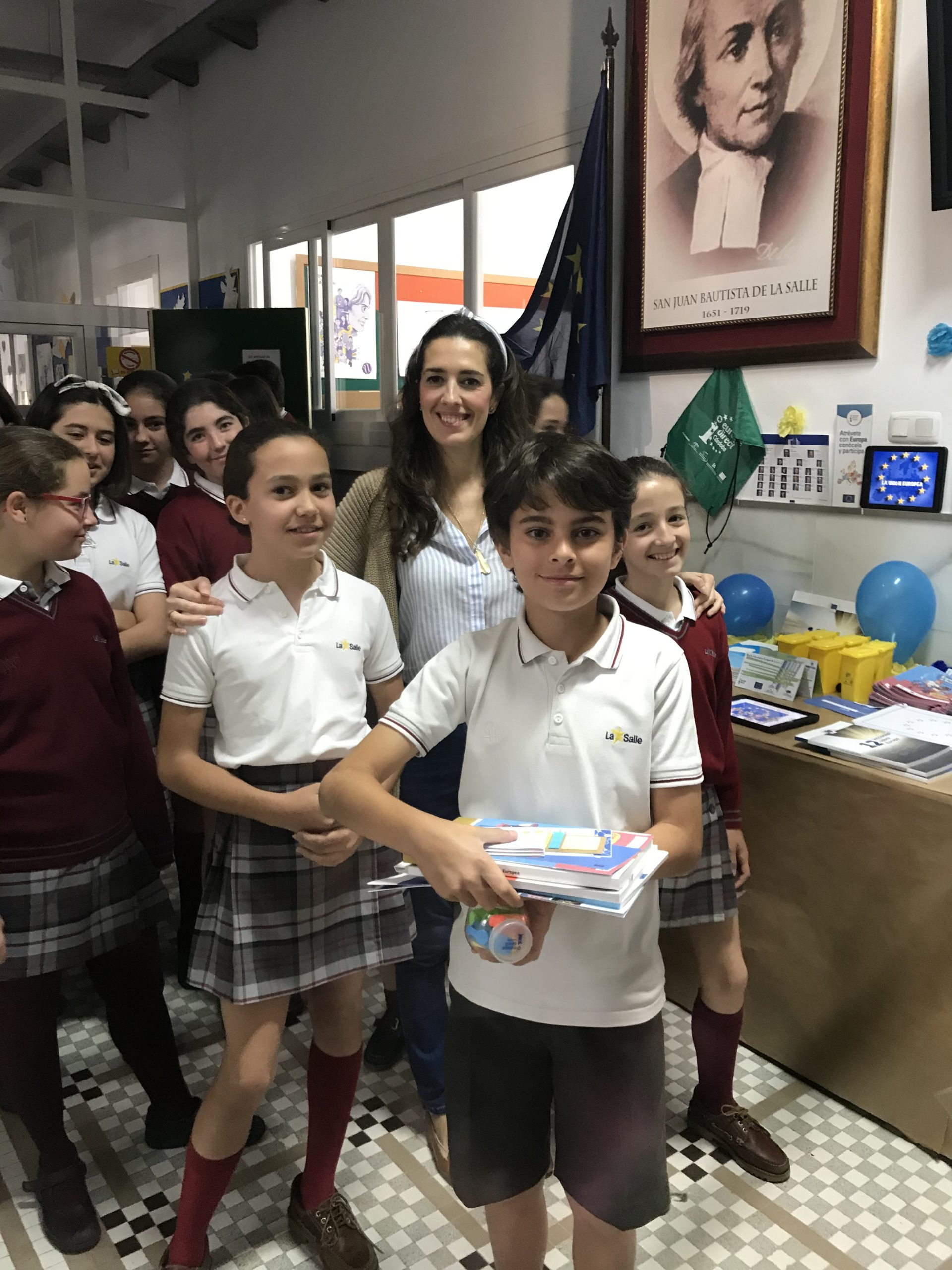 Colegio La Salle. Córdoba. Día Europa 2019