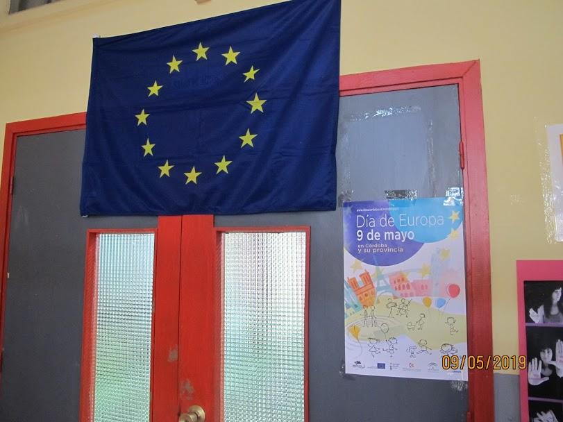 Colegio Mª Coronel. Aguilar. Día Europa 2019