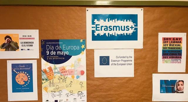 IES. Guadalquivir. Córdoba. Día de Europa 2019