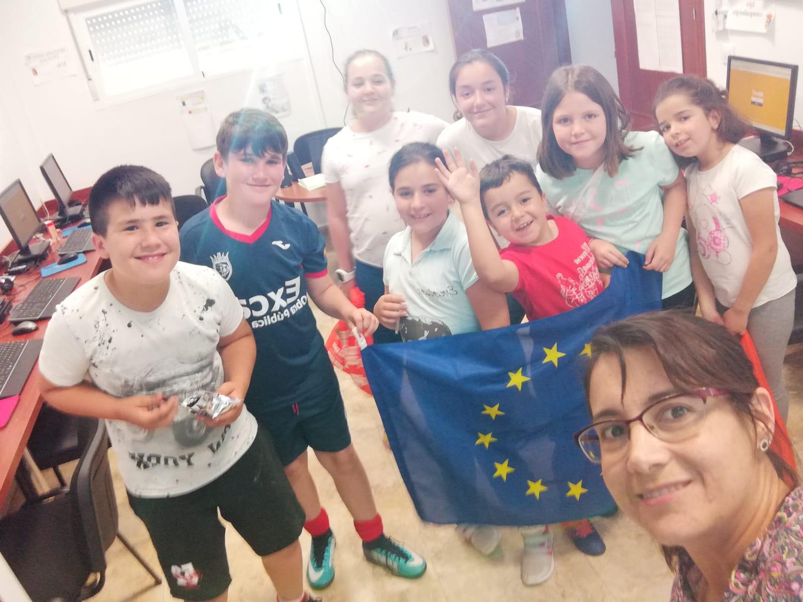 La Guijarrosa. Día Europa 2019