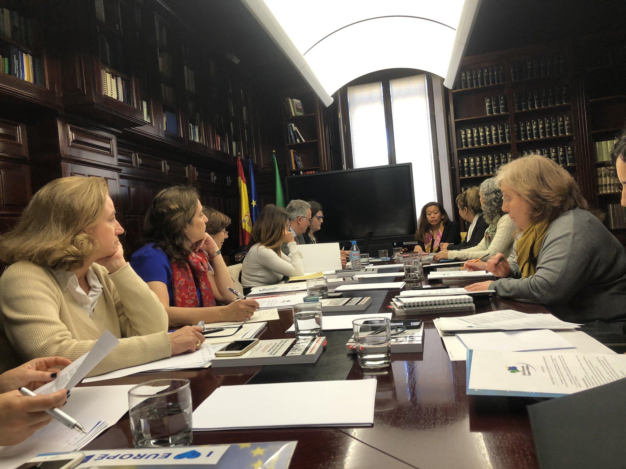 57 Reunión RIEA, Sevilla 20 febrero 2020