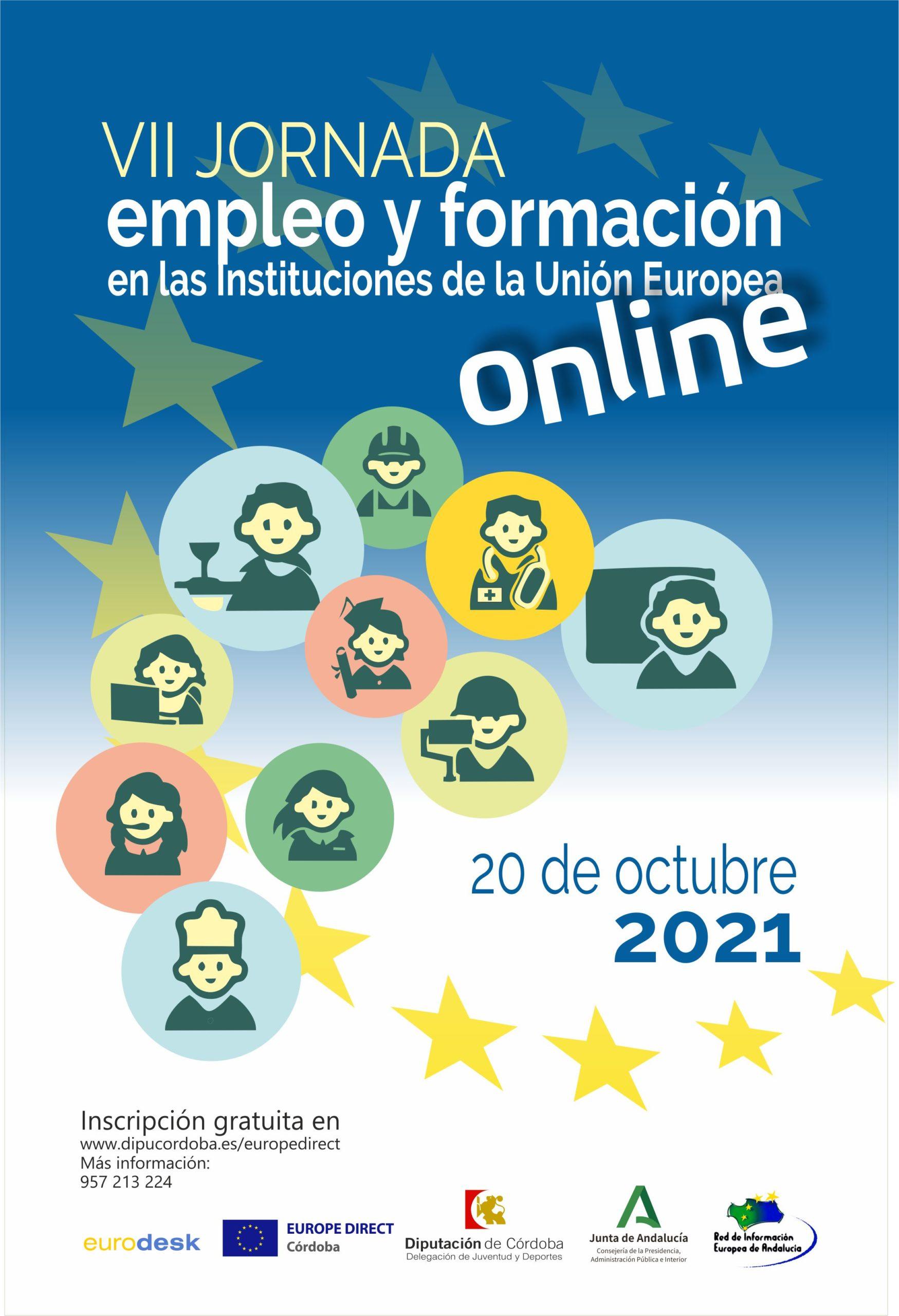 VII Jornada de Formación y Empleo en las Instituciones de la Unión Europea
